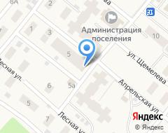 Компания Микс на карте города