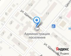 Компания ЗАГС городского поселения Барсово на карте города