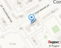 Компания СургутСпецПрофСтрой на карте города