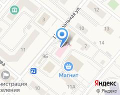 Компания Поликлиника городского поселения Барсово на карте города