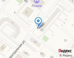 Компания Библиотека городского поселения Барсово на карте города