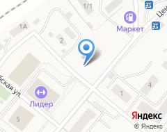 Компания АВТОСЕРВИС, МУП на карте города