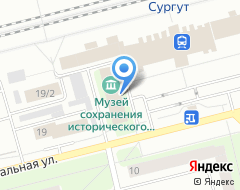 Компания Благосостояние на карте города