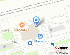 Компания Салон мужской одежды на карте города