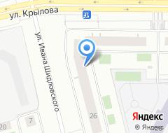 Компания Faberlic на карте города