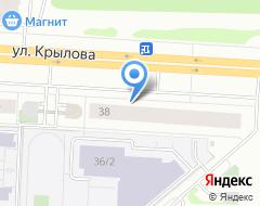 Компания ПамперсОК на карте города