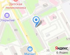Компания ПРАВОЗАЩИТА на карте города