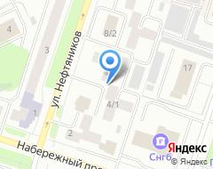 Компания Адвокат Новоселова Е.Э. на карте города