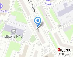 Компания Нотариус Панфилова В.С на карте города