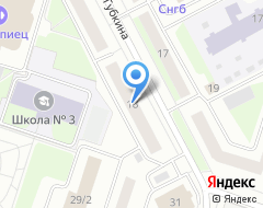 Компания Удача на карте города