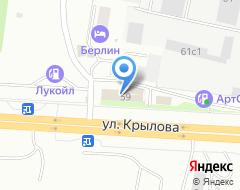Компания NEXT на карте города