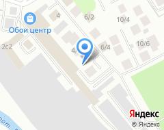 Компания БрендЗап на карте города