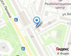 Компания Новый Дом на карте города