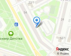 Компания Восточный Экспресс Банк на карте города