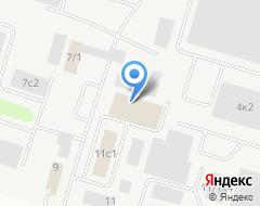Компания ЕВРОПАРТ Рус на карте города