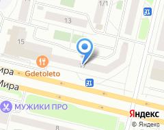 Компания Серёжечкин и Партнёры на карте города