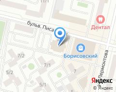 Компания Сургутнефтегаз на карте города