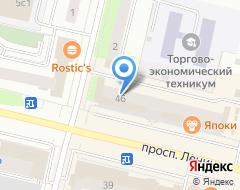 Компания КБ Пойдем на карте города