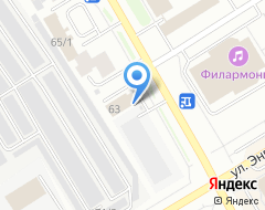 Компания Автостоянка на ул. Республики на карте города