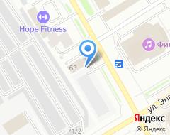 Компания Гагарина на карте города