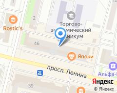 Компания Банкомат, Сургутнефтегазбанк на карте города