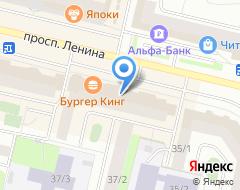 Компания ДеньгиЭкспресс на карте города