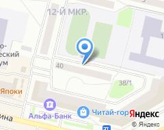 Компания Диксит на карте города