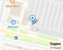 Компания Megabox на карте города