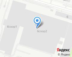 Компания ОСГ Рекордз Менеджмент Центр на карте города