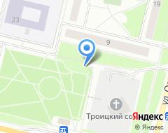 Компания Автостоянка на ул. Островского на карте города