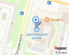 Компания VedLogistik на карте города