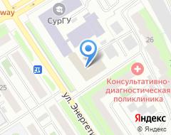Компания Многофункциональный визовый центр на карте города