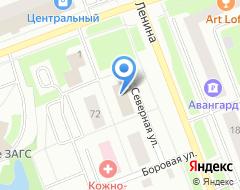 Компания Агентство Лизинга на карте города