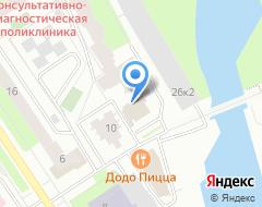 Компания СургутЖилСервис на карте города