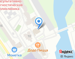 Компания ЮРТАЙМ на карте города