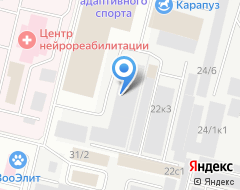 Компания Эксперт-Сервис на карте города