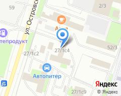 Компания ТЕХНОПЛЮС на карте города