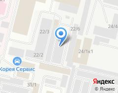 Компания РУСИМЗ на карте города