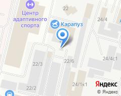 Компания Ремдизель на карте города