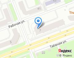 Компания АртФин-Тюмень на карте города