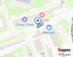 Компания Адвокатский кабинет Черенкова Д.В. на карте города