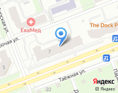 Компания Нотариус Самойлова Ж.А. на карте города