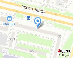 Компания Финам на карте города