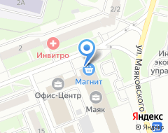 Компания Адвокатский кабинет Никитина М.А. на карте города