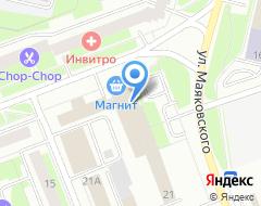 Компания Адвокатский кабинет Михно О.П. на карте города