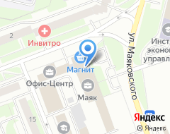 Компания Стандарт на карте города
