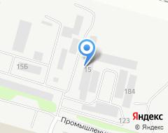 Компания Слав-Сервис на карте города