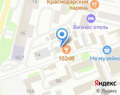 Компания ВЕДА на карте города
