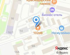 Компания Бюро экспертиз товаров и услуг на карте города