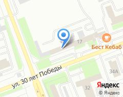 Компания Отдел лицензионно-разрешительных работ Росгвардии по Ханты-Мансийскому автономному округу-Югре на карте города